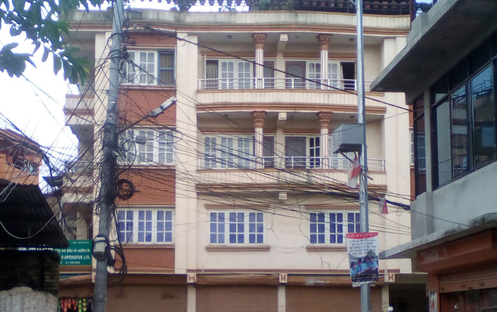 Commercial House On Sale At Chabahil