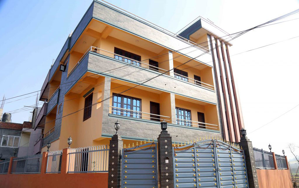 Bungalow Type House On Sale At Dadhikot