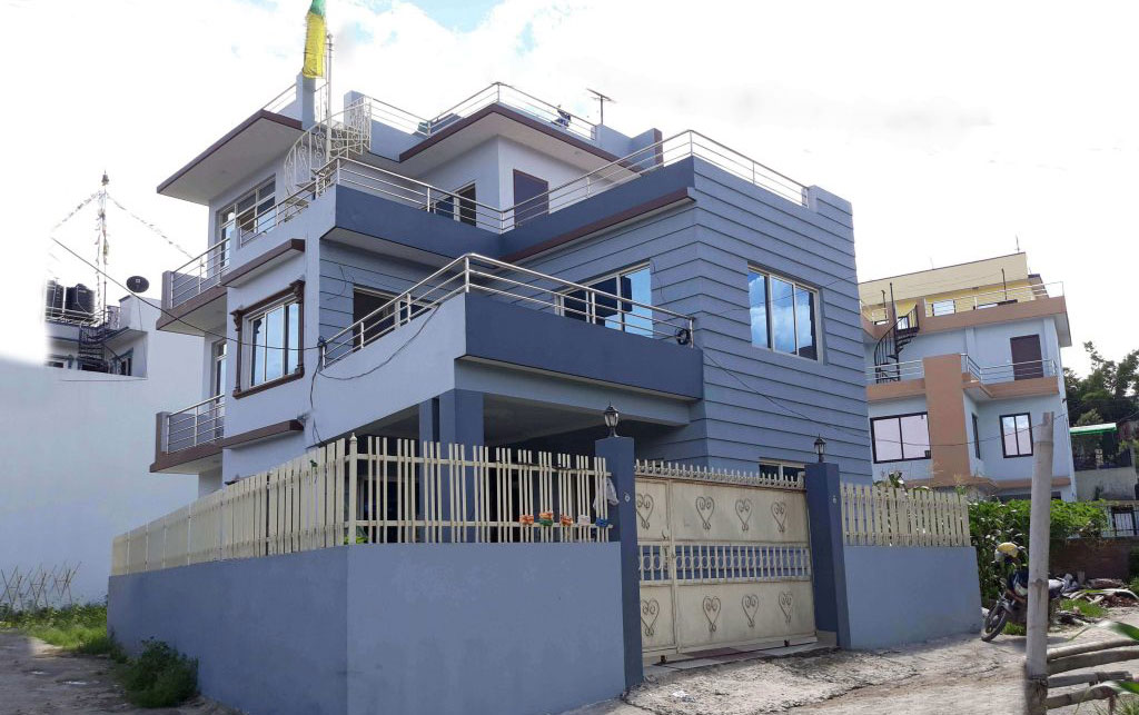 Bungalow House On Sale In Bhaisepati (Nakhudole)