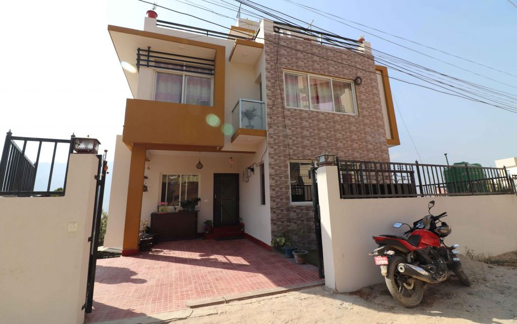 Residential House on Sale At Bhaisepati (Magar Gaun)