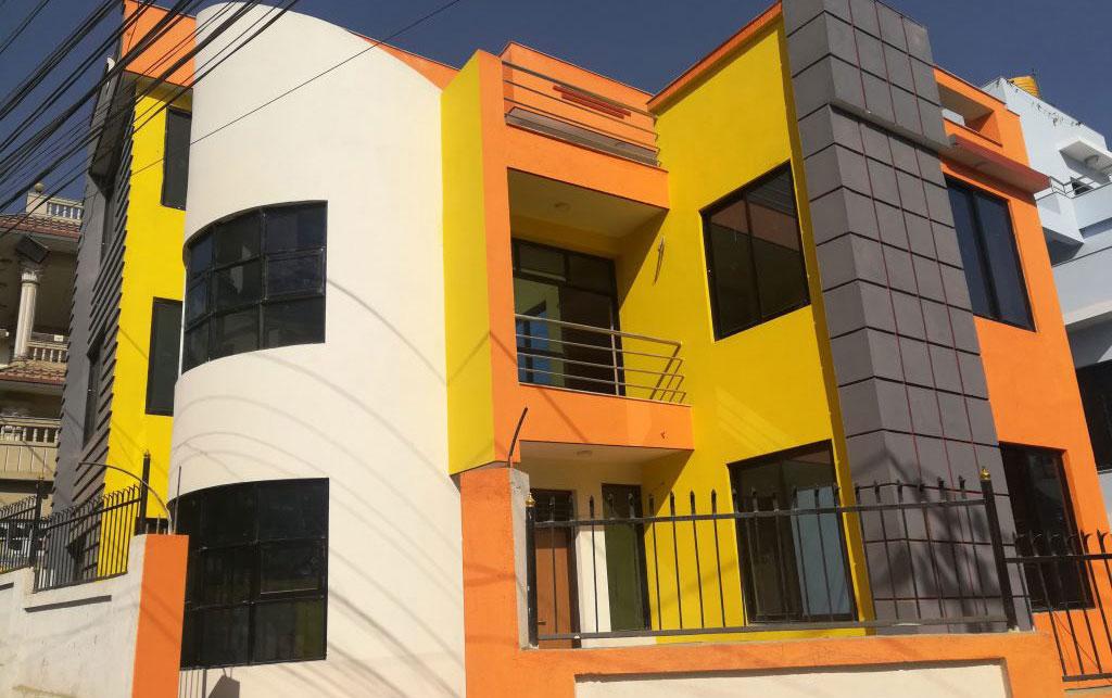 Bungalow House On Sale At Naya Naikap