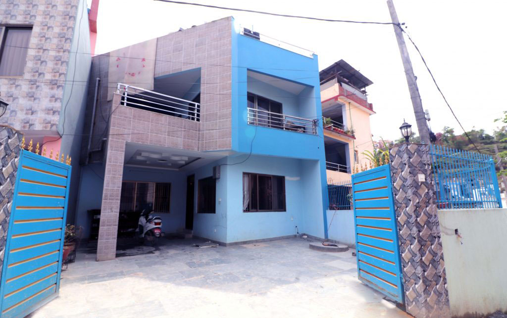 Residential House On Sale Bhaisepati (Saibu)