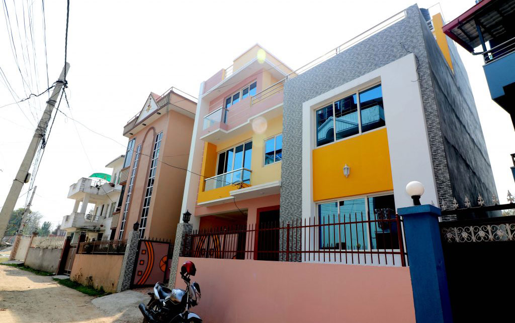 Residential House On Sale Bhaisepati