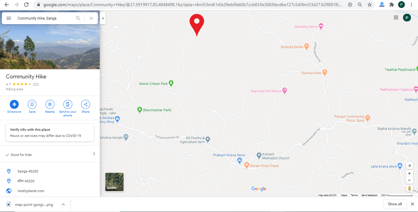 8 Ropani Agricultural Land on Sale in Panauti