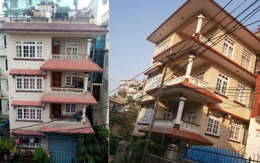 Residential House on Sale in Maharajgunj