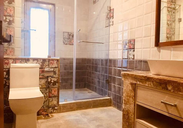 Bathroom - Bungalow House On Sale in Budhanilkantha