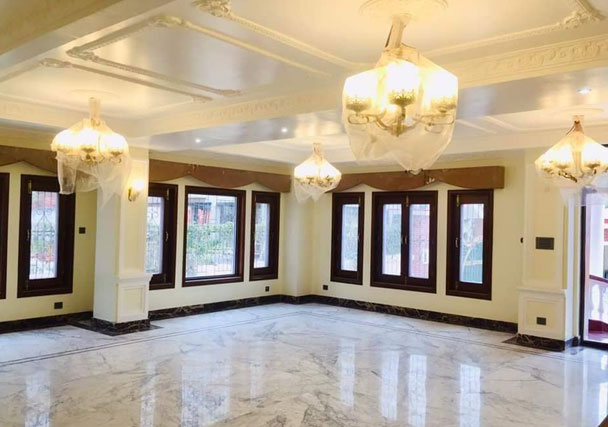 Hall - Bungalow House On Sale in Budhanilkantha