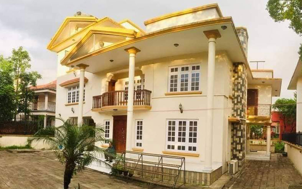 House on sale in Maharajgunj