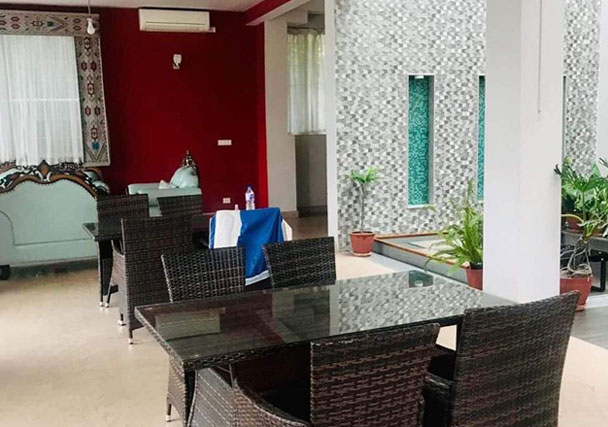 Inside - Bungalow House On Sale in Golfutar Height