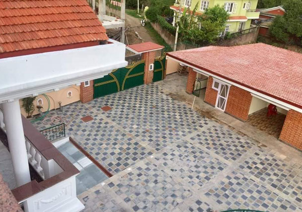 Top View - Bungalow House On Sale in Budhanilkantha