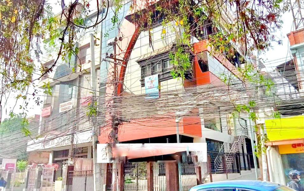 Commercial House on Sale in Durbar Marg