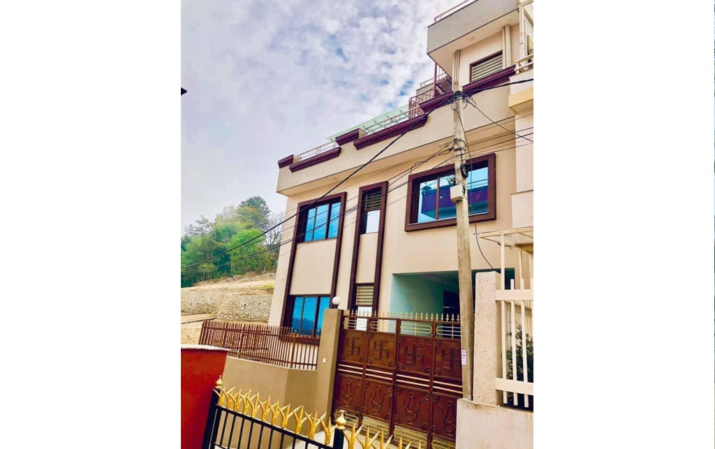 House on Sale in Kusunti Kantipur Colony
