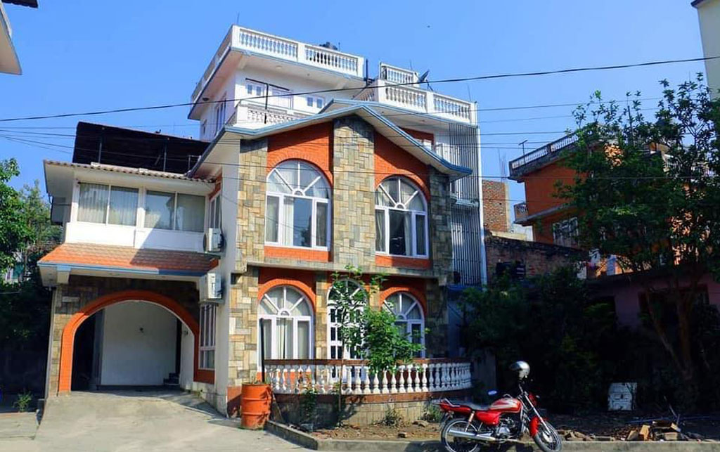 House and Land on Sale in Maitidevi